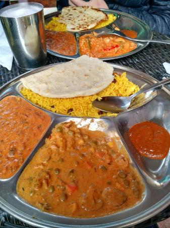 CurRico Comida India