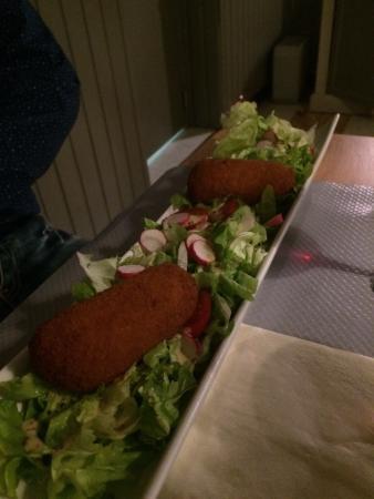 salade de chicons et filet mignon fum 233 maison welch tartare croquettes de crevettes picture