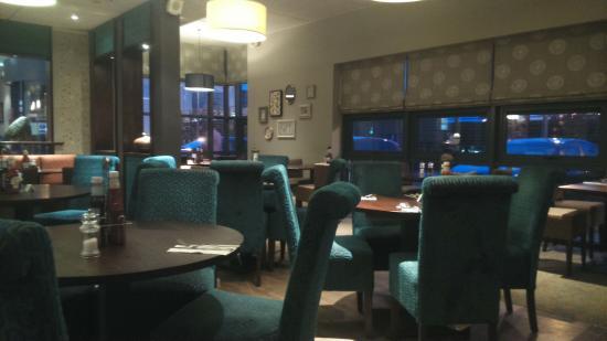 Premier Inn Dublin Airport Restaurant