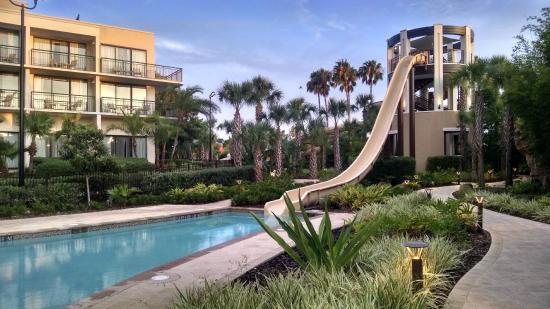 Holiday Inn Resort Orlando Suites - Waterpark. 0.3 mi from Orlando World  Center Marriott ...