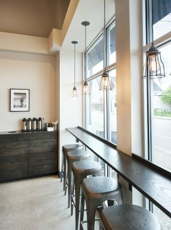 Surprising Window Seating Picture Of French Press Bakery Cafe Theyellowbook Wood Chair Design Ideas Theyellowbookinfo