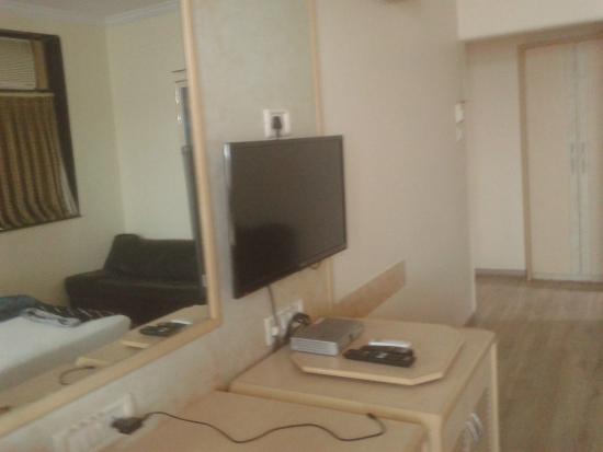 Sea Palace Hotel: Room