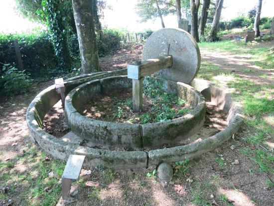 Le Parc-Musee du Granit