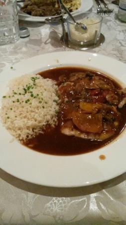 Hotel Tannerhof: Ottima cucina, i migliori canederli.