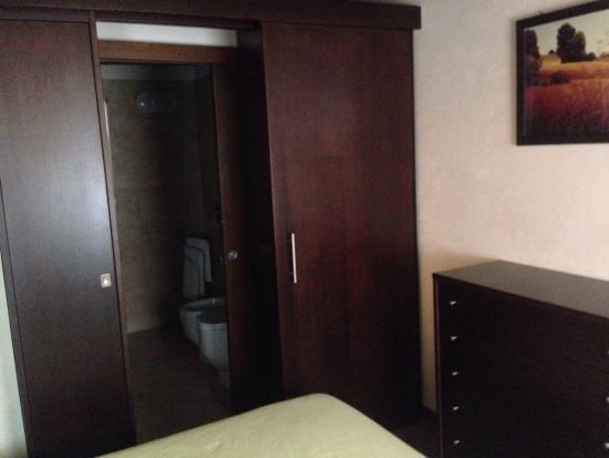 Delizia Estense B&B : Hotel B&B bello e pulito, biciclette a disposizione e il personale(in particolare Valeria che ci