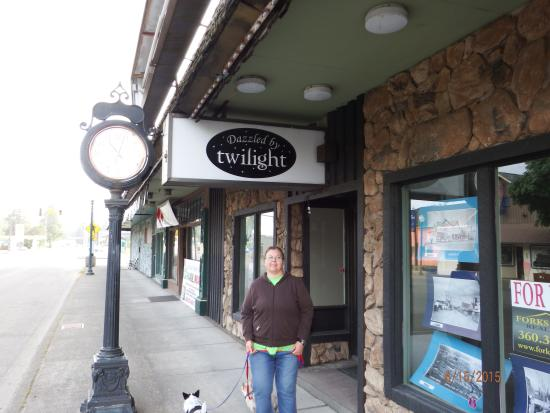 Dazzled by Twilight: Me and Elvis under the Dazzled sign