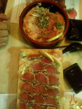 restaurant leo sushi dans pierre benite avec cuisine japonaise. Black Bedroom Furniture Sets. Home Design Ideas