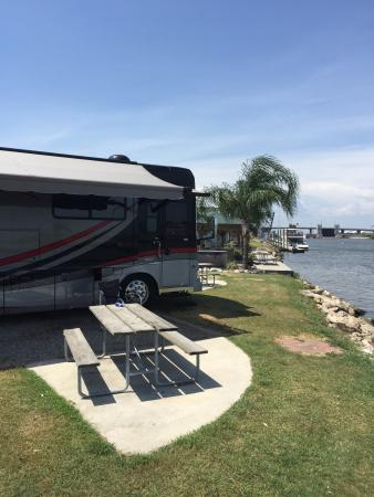 Pontchartrain Landing And Rv Park Abd Ponchatrain Is One Of My Happy