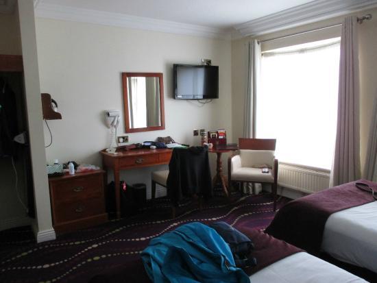 Chambre au 4e picture of arlington hotel o 39 connell for Chambre hote dublin