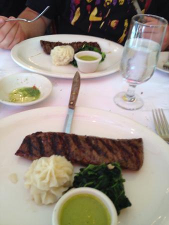 Intermezzo: Skirt steak