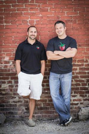 The Couch Tomato Bistro : owners, craig mosmen and michael cassano