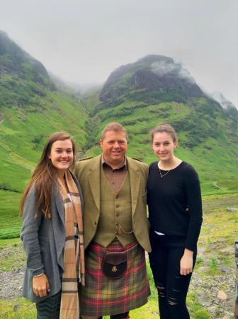 Edinburgh Tour Guide: Glencoe