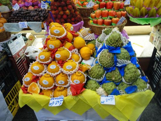 Frutas ex ticas picture of mercadao sao paulo municipal market sao paulo tripadvisor - Frutas tropicales y exoticas ...