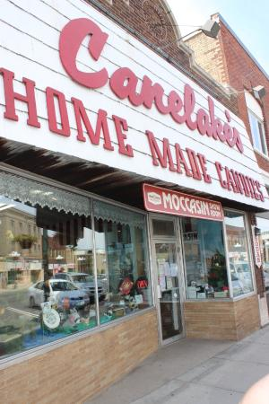 Virginia, MN: Canelake's Candy