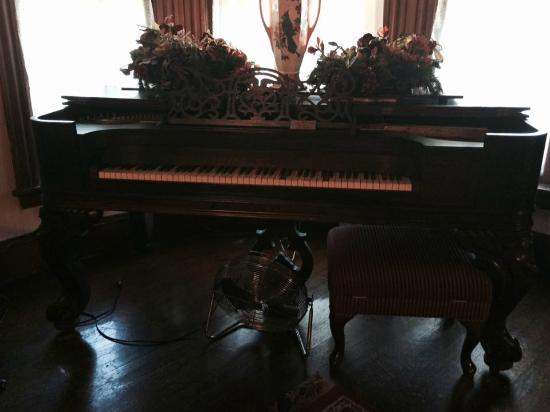 The Stone Lion Inn Murder Mysteries and Dinner: Piano at the Stone Lion