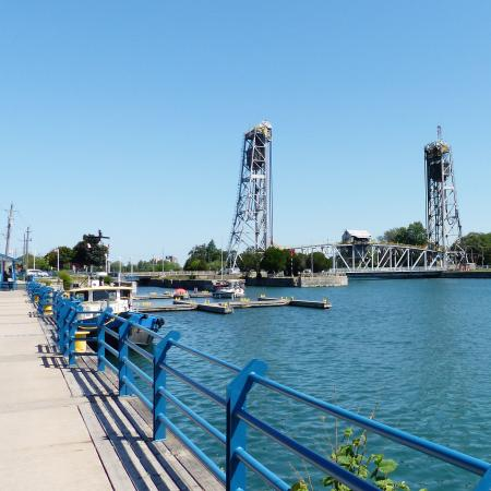 Port Colborne Port Promenade