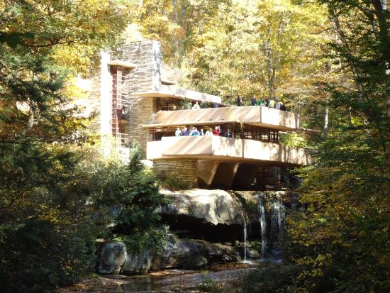 Exterior Picture Of Falling Waters West Virginia