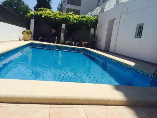 Hotel Villa Singala: Pool