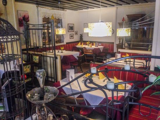 Posthotel Thaller: Another dining section