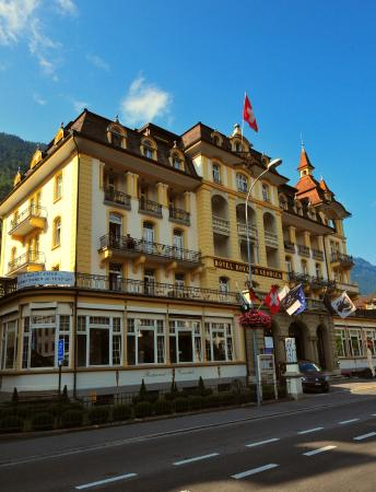Hotel Royal St. Georges Interlaken - MGallery Collection: hotel views