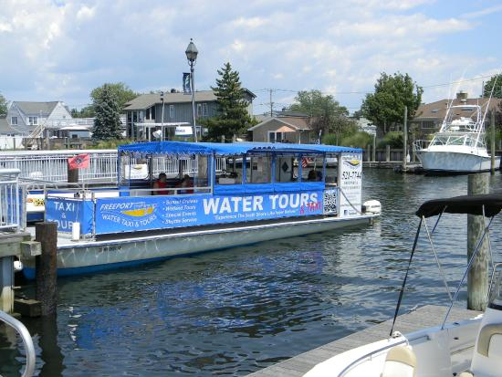 ‪Freeport Water Taxi & Tours‬