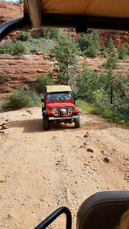 Great Time With Red Rock Jeep Tours.