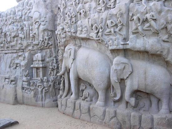 Arjuna's Penance