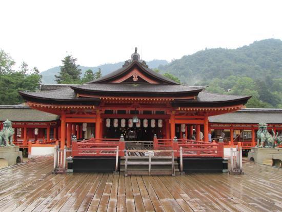 sanctuaire03 - Picture of Itsukushima Shrine, Hatsukaichi - TripAdvisor