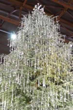Addobbi Natalizi Zurigo.Albero Di Natale Swarovski Zurigo Disegni Di Natale 2019