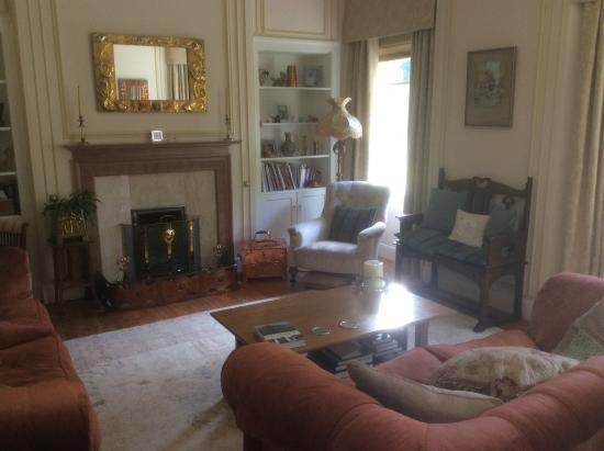 The Dulaig: sitting room