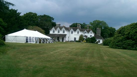 Hollybank House: Holly bank house - our wedding