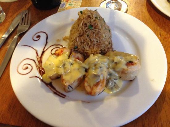 Delicious Peruvian Chicken Dish Picture Of Uchucuta Restaurant
