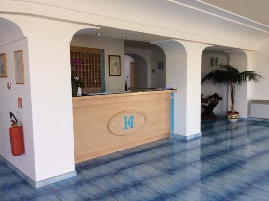 Hotel Citara: receptio