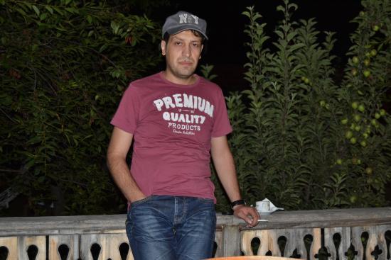 Me at Toon Armeni