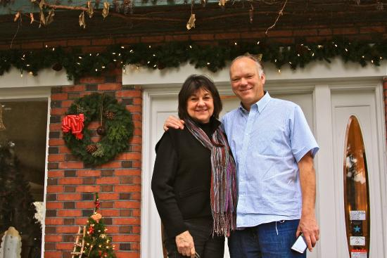 Warm Springs Inn & Winery: The Owners