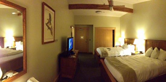 Nature Inn at Bald Eagle: Double Room