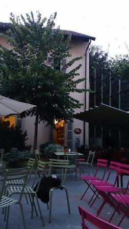 Caffetteria Mazzetti: Dehors