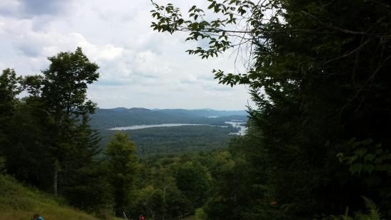 McCauley Mountain: View from the top