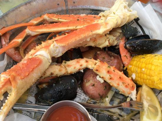 Seafood Restaurants On James Island Sc