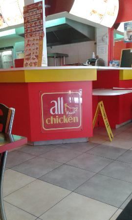 All Chicken