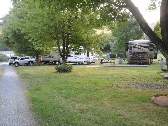 Vilas, Carolina del Norte: Beautiful July day at Vanderpool