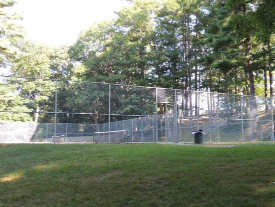 Tennis Courts Picture Of Wild Acres Rv Resort And