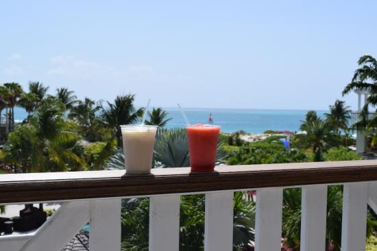 Royal West Indies Resort: View from Balcony