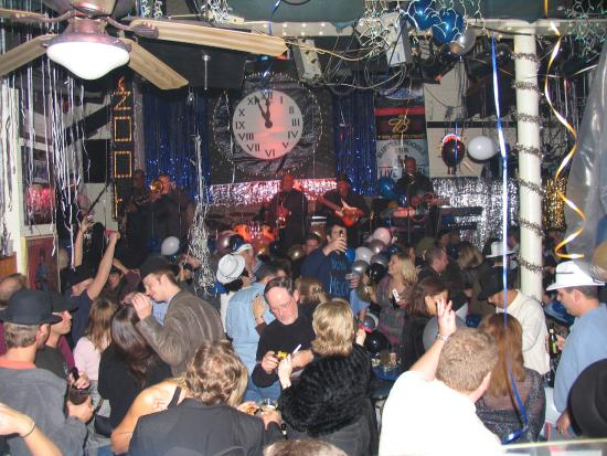Slippery Noodle Inn: New Years Eve