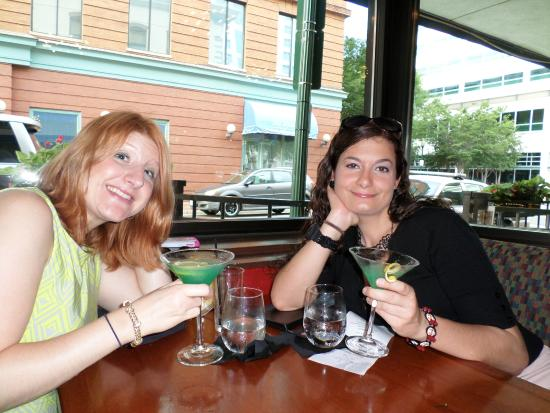 Martinis picture of 219 an american bistro norfolk tripadvisor