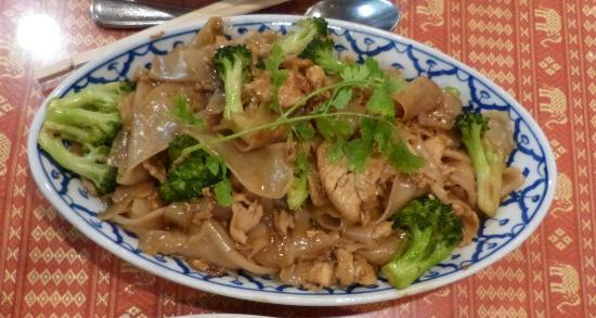 Cha Da Thai: Pad See Ew