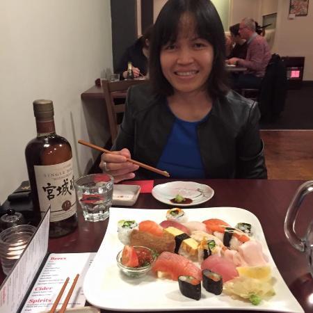 Masa's Restaurant & Sake Bar: Sashimi