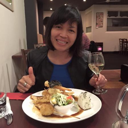 Masa's Restaurant & Sake Bar: Main