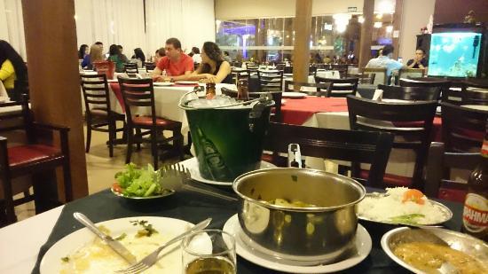 Reveillon Restaurante Feijao de Corda