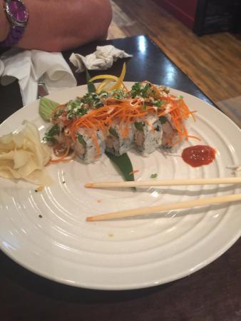 Vernon, Canadá: kawakubo sushi sake organic